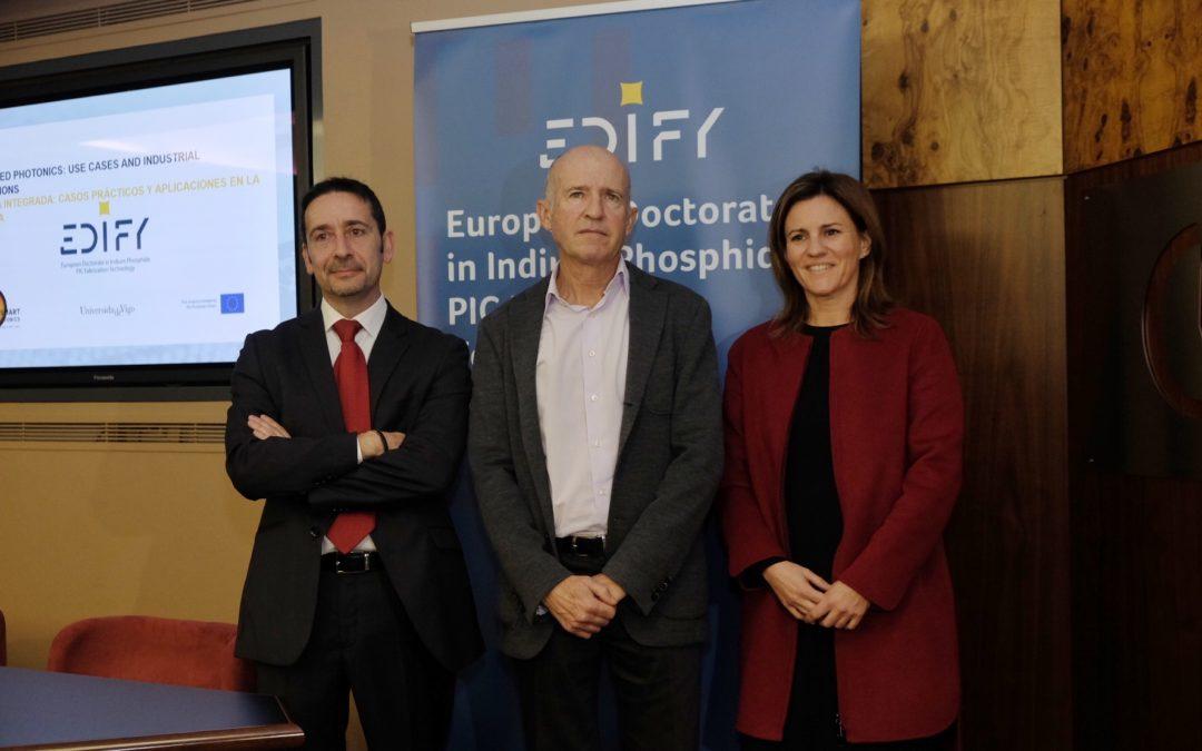 Vigo acogió un encuentro europeo sobre fotónica integrada